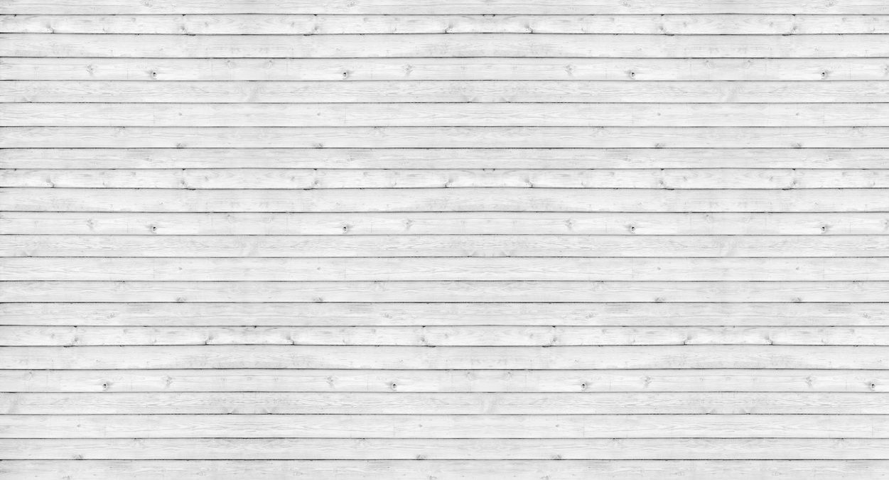 Knock On Wood With This Wallpaper Picturing White Wooden Boards