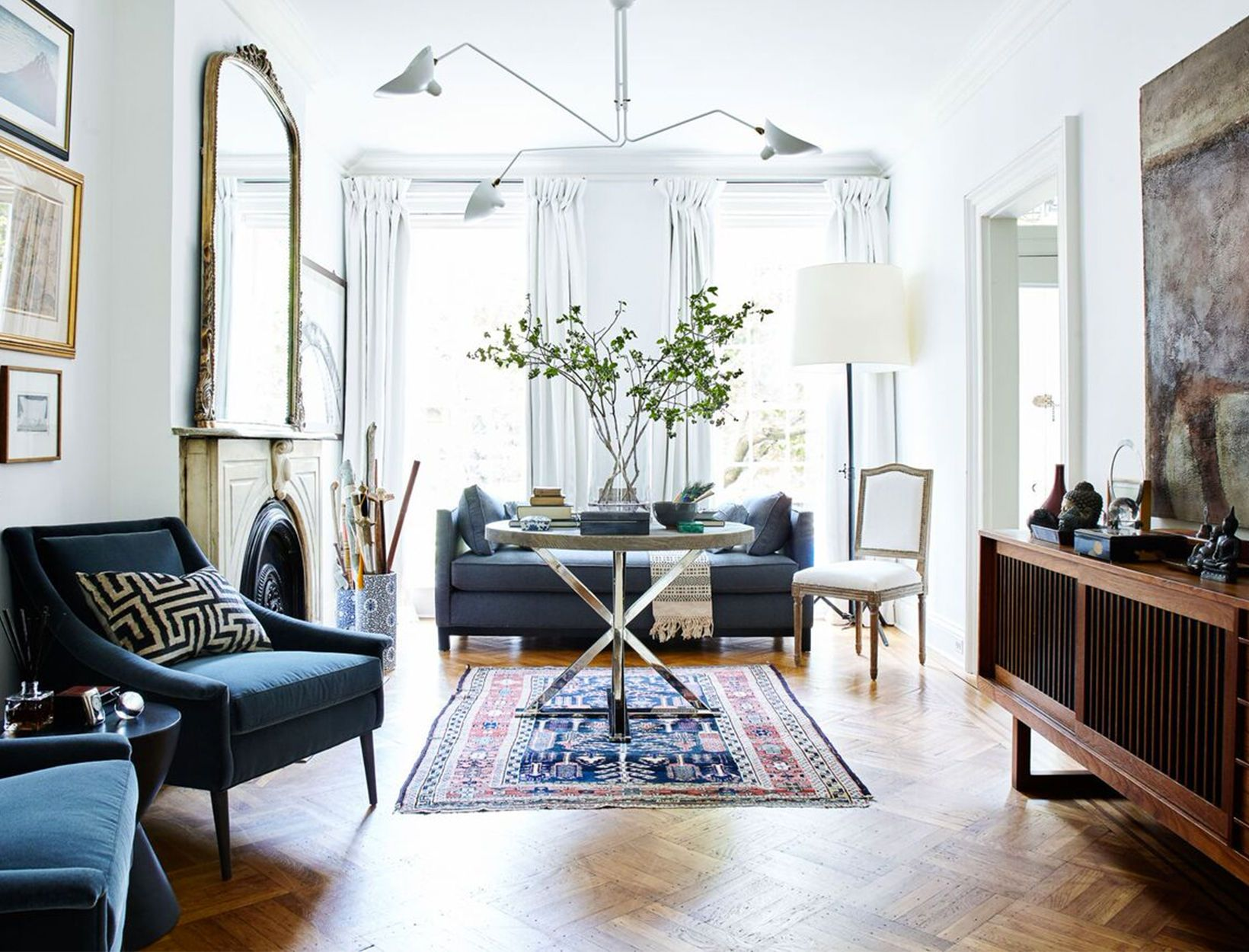 For Many Of Us, A Formal Living Room Is A Thing Of The Past.