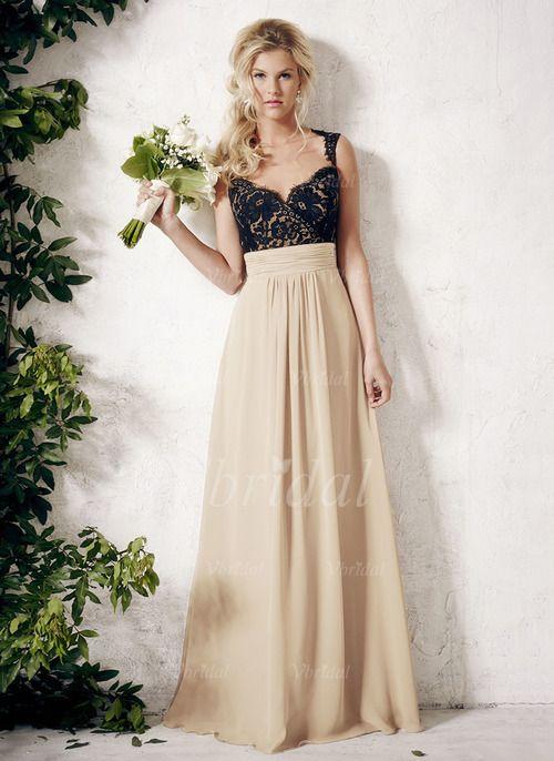 Brautjungfernkleider - $161.29 - A-Linie/Princess-Linie ...
