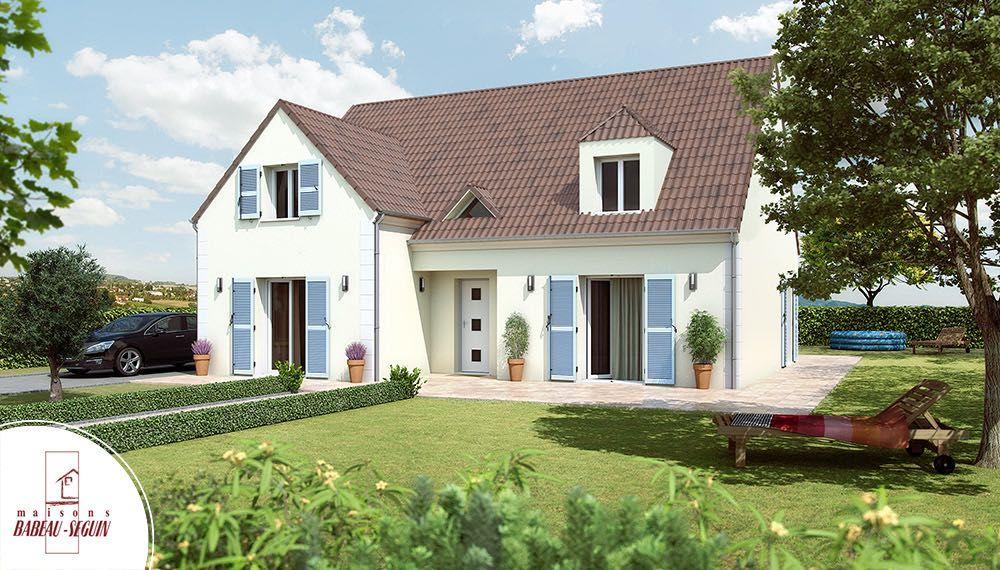 La Chateliere est une belle demeure familiale Maison design de