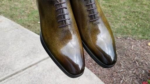 Every Gentleman needs a pair of Wholecuts