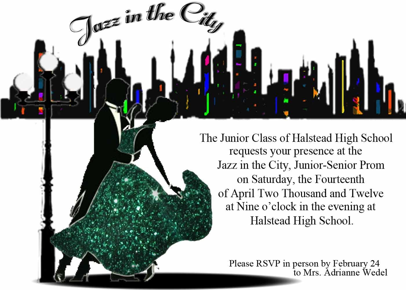 paris city of lights prom theme | General Invitation Schedule After ...