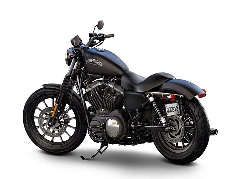 Photo Of A 2014 Harley Davidson Xl883n Sportster Iron 883 Harley Davidson Sportster Harley Davidson Sportster 883 Harley Davidson