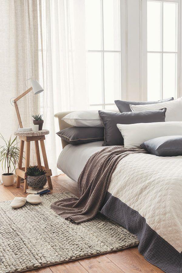 Slaapkamer kleurinspiratie | Kleine slaapkamer | Pinterest - Slaapkamer