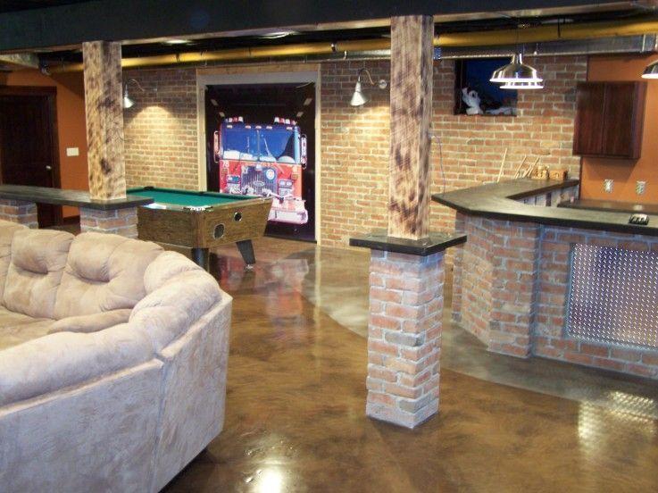 Basement Epoxy Flooring Waterproofing . Like the floors