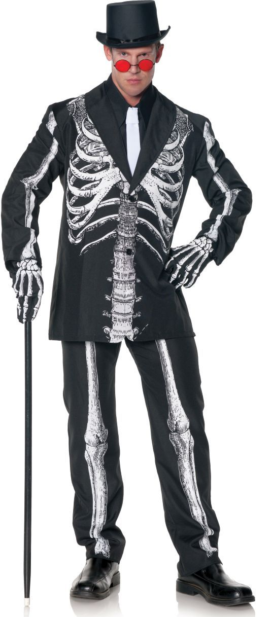 Bone Daddy Adult Plus Size Costume Men\u0027s Costumes Pinterest - halloween costume ideas plus size