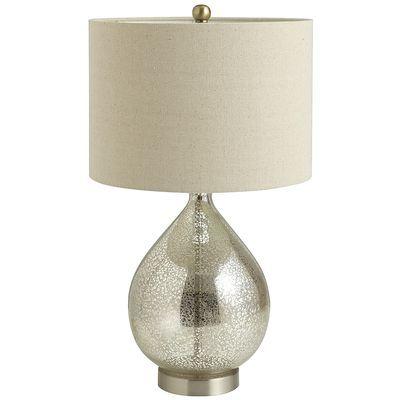 Carol Mercury Glass Table Lamps Set Of 2 9w811 Lamps Plus Mercury Glass Table Lamp Glass Table Lamp Table Lamp