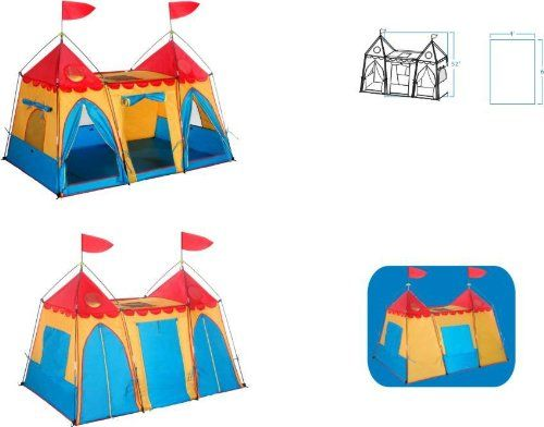 Gigatent Fantasy Palace Indoor Play Tents. This is one of the largest indoor tents on  sc 1 st  Pinterest & Gigatent Fantasy Palace Indoor Play Tents. This is one of the ...