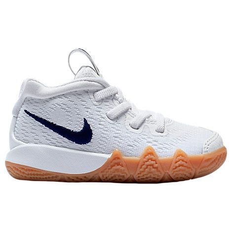 a1d5c3226432 NIKE BOYS  TODDLER KYRIE 4 BASKETBALL SHOES