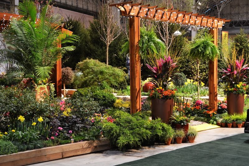 """""""backyard Utopia""""  Presented By Garden Builder Wingren"""
