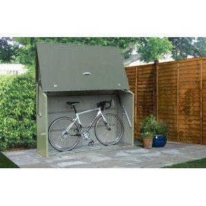 Abri pour vélo Sesame couleur vert | abri velo | Pinterest | Refuges ...