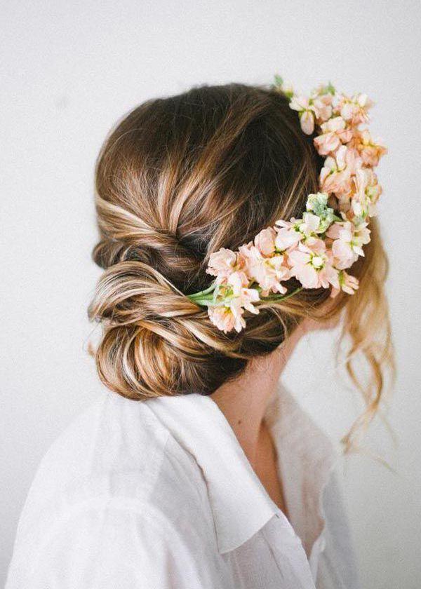 Pomyslowa Panna Mloda Fryzury Slubne Romantyczne Upiecie Wlosow Delikatne Fryzury Slubne Hair Color Crazy Hair Styles Hair Up Styles