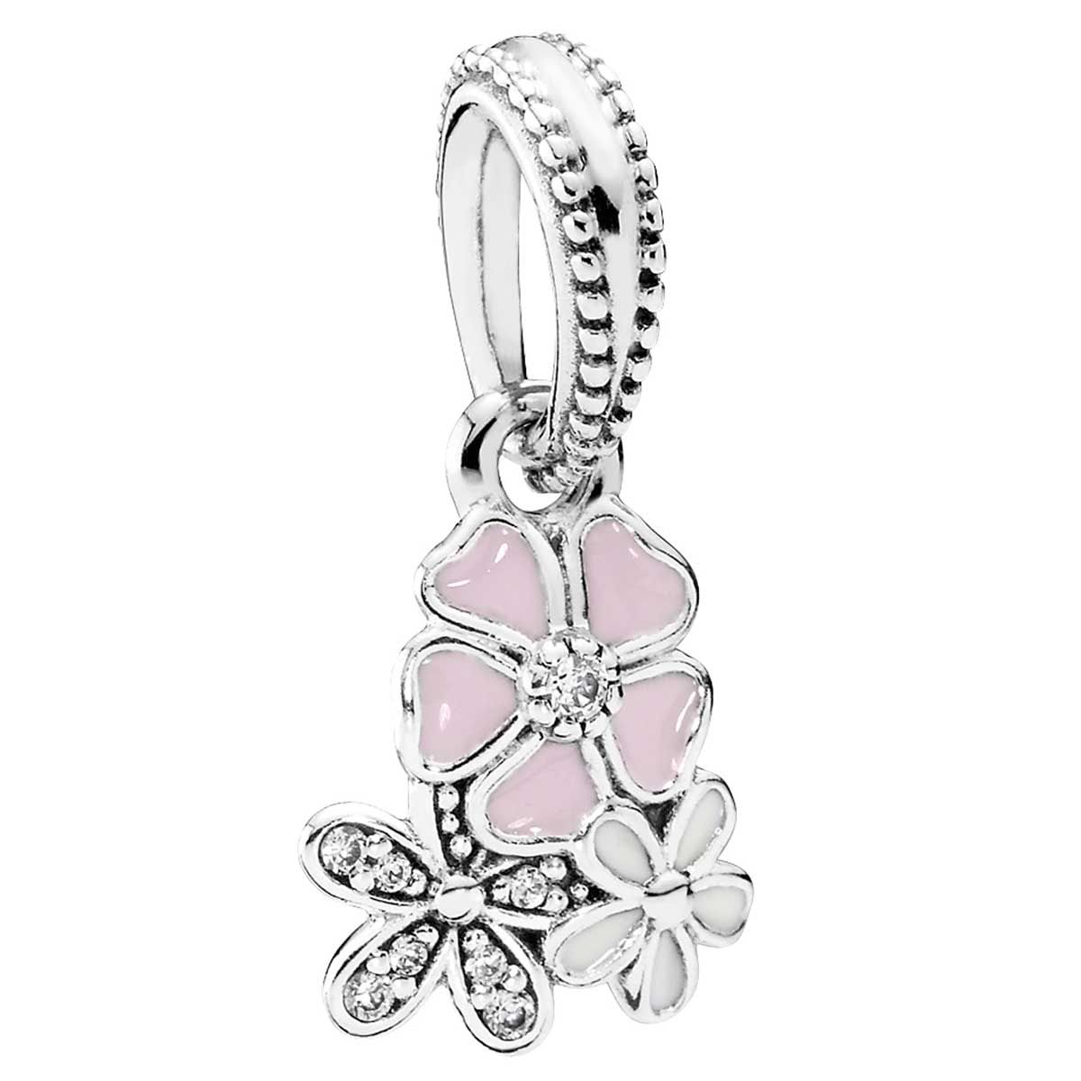 Pandora poetic blooms dangle shops shopping and the oujays