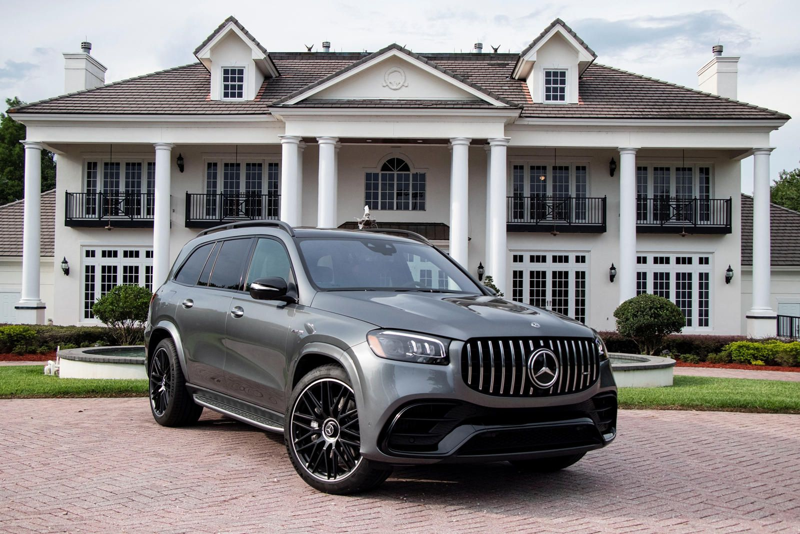 5 Reasons Why The 2021 Mercedes-AMG GLS63 Is The Ultimate ...