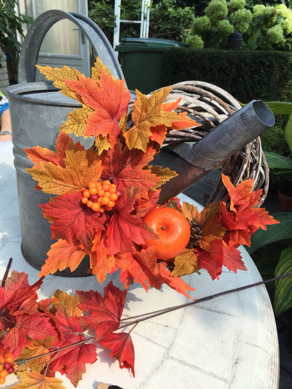 Herfst krans | Fall wreath | DIY