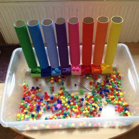Colors Games | Montessori Material Selber Machen