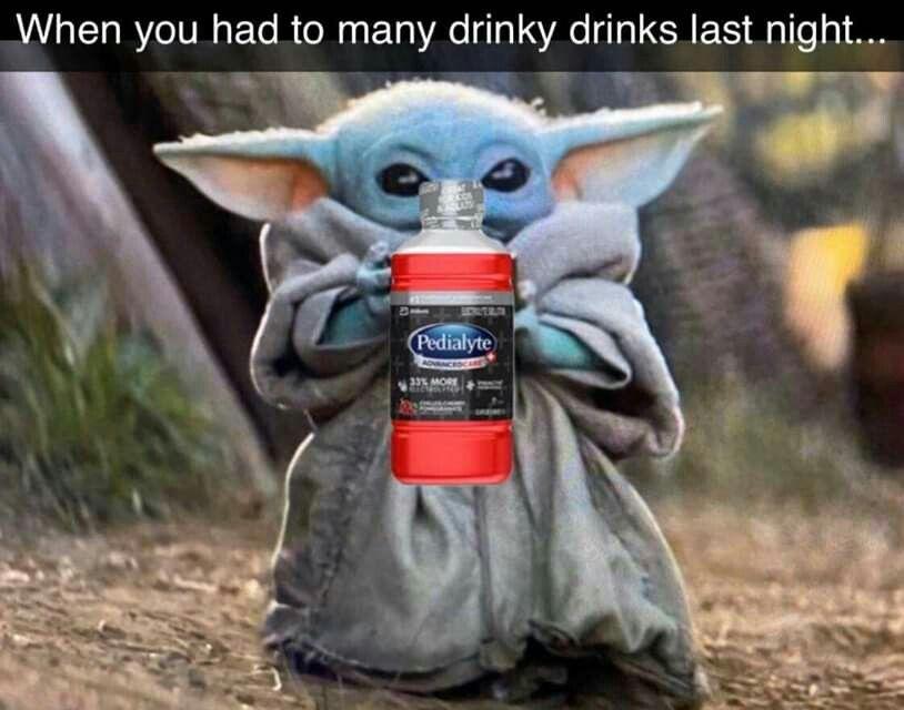 Pin By Vickie Thomson On Baby Yoda In 2020 Yoda Meme Star Wars Humor Humor