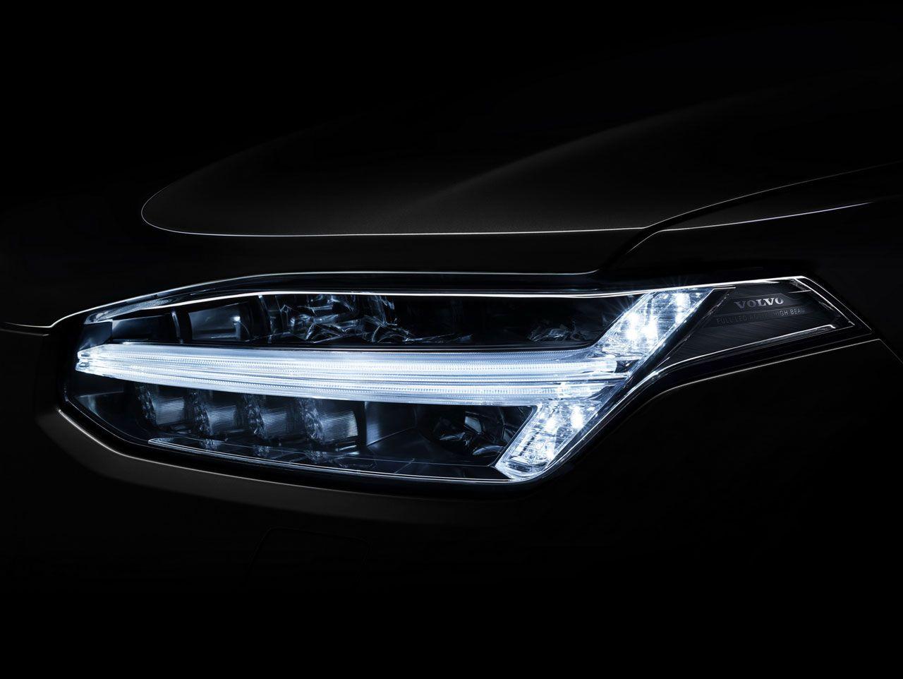 Breaking The New Volvo Xc90 Car Body Design Volvo Xc90 Volvo Volvo Cars
