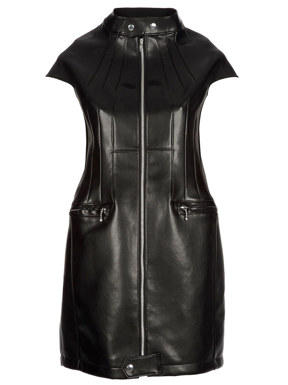 -JUNYA WATANABE COMME DES GARÇONS - Moulded waist dress