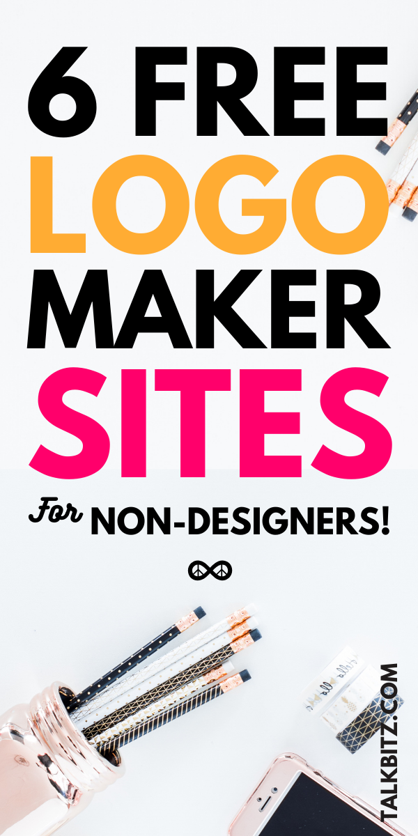 6 Free Online Logo Maker Sites for 2020