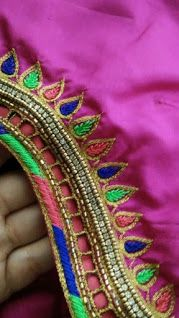Bali studio annanagar chennai is one of the finest for bridal blouses also best aari works images in blouse designs indian rh pinterest