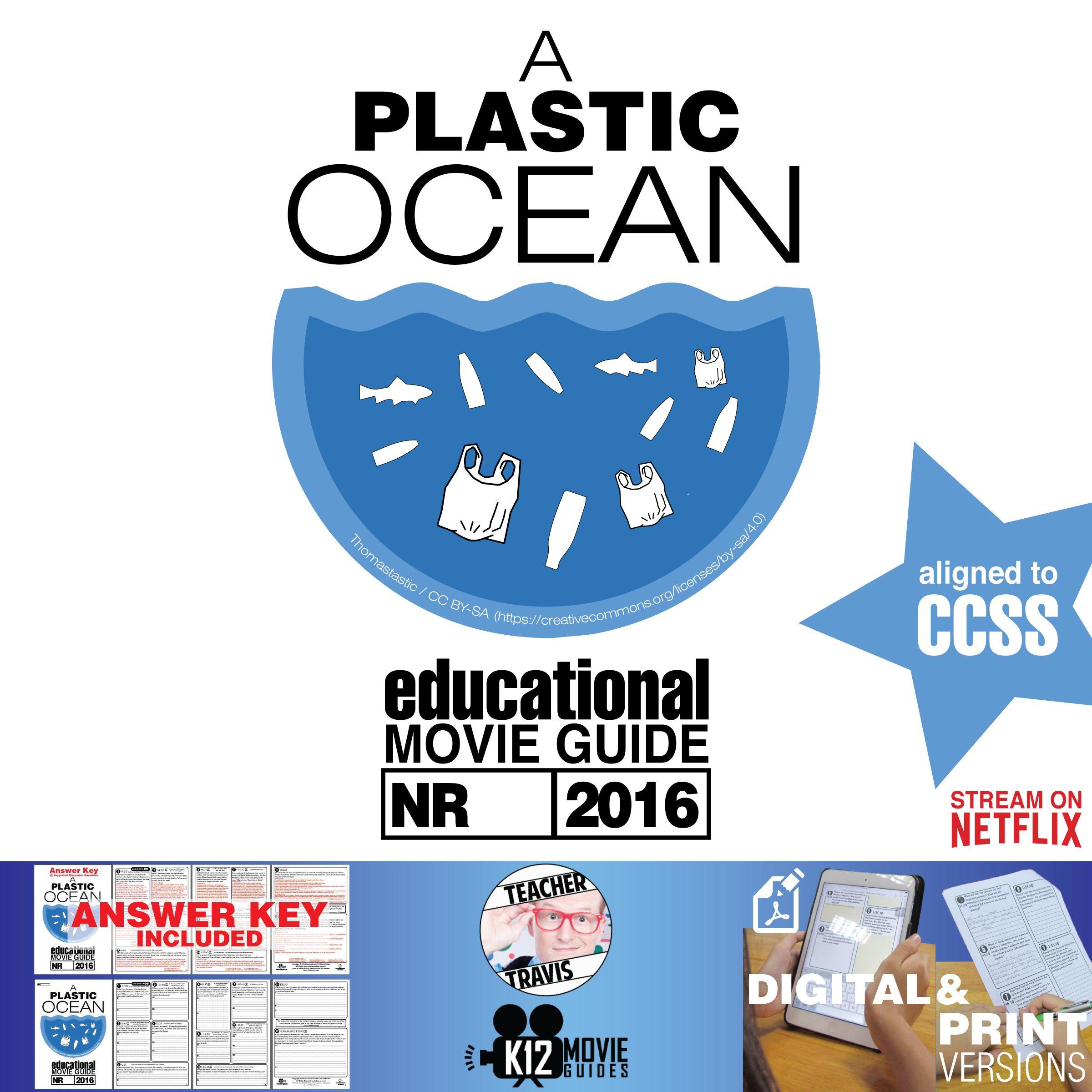 A Plastic Ocean Documentary Movie Guide