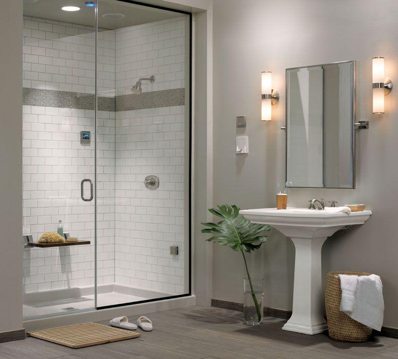 Image result for tiling a fiberglass shower surround | Home Re ...