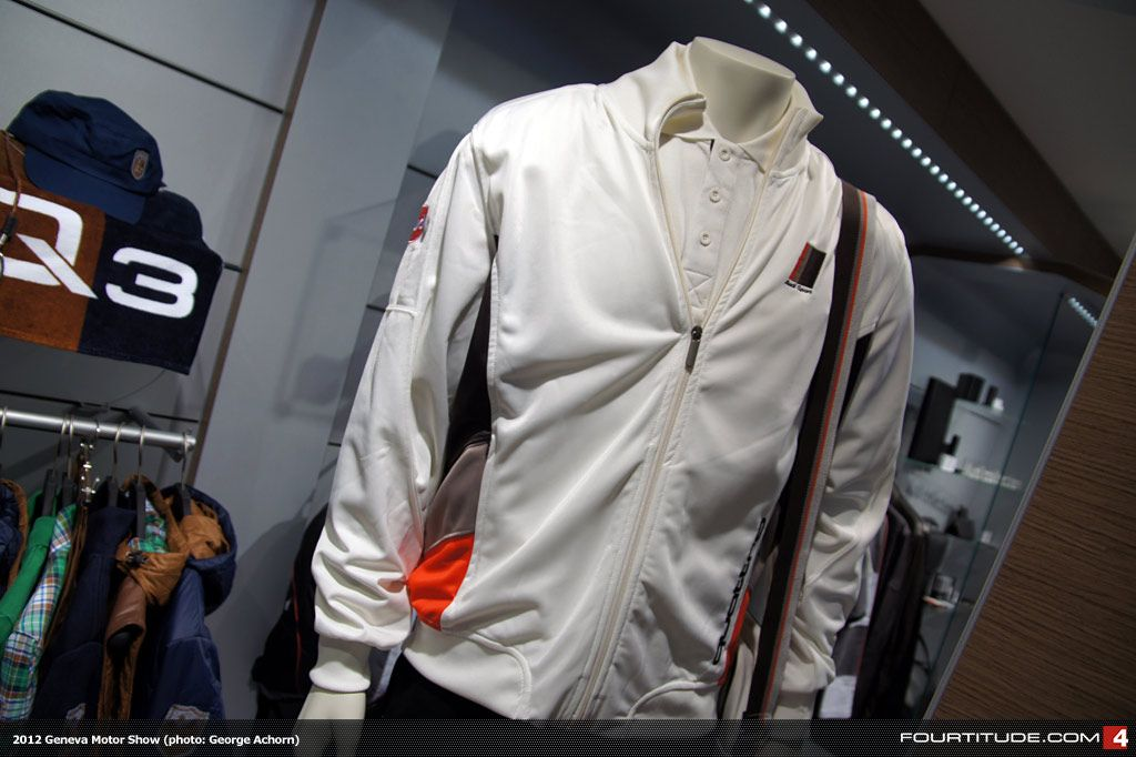 Vintage Look Audi Sport Racing Jacket From The Audi Collection - Audi collection