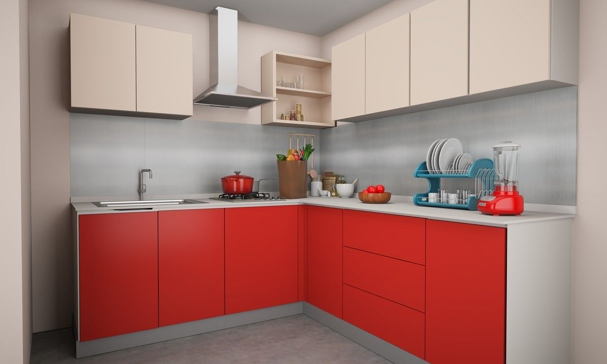 Top L Shaped Kitchen Interior Design India
