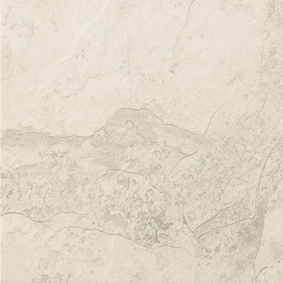 Shop style selections ivetta white glazed porcelain floor tile bathroom floor style selections ivetta white glazed porcelain floor tile common x actual x dailygadgetfo Image collections