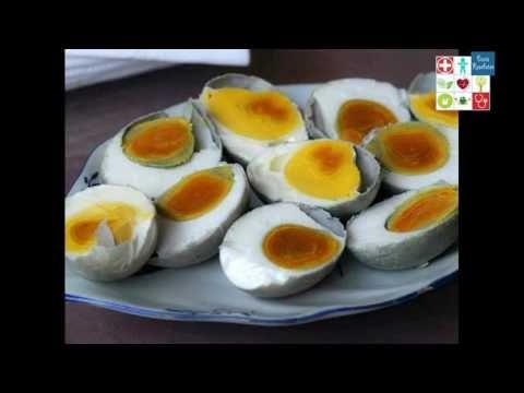 TIPS SEHAT !! 13 Manfa'at Telur Asin yg Harus Kamu Tahu