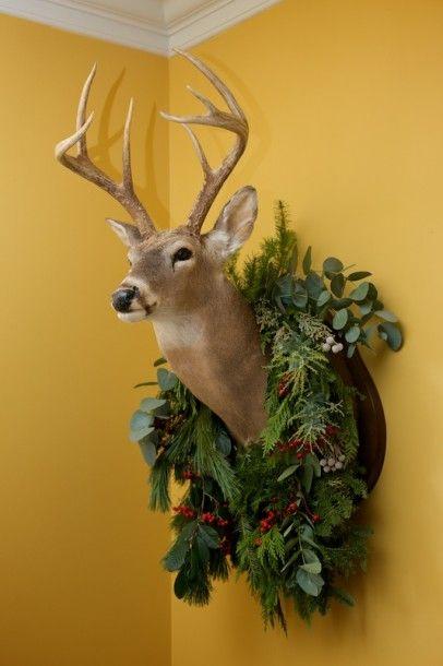Ipc Deer Holiday Inspiration Deer Decor Wildlife Decor