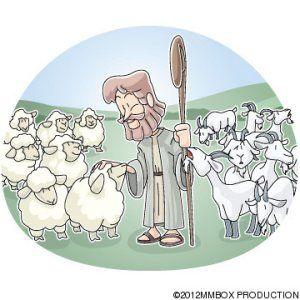 The Sheep And The Goats Matthew 25 31 46 Kids Sunday School