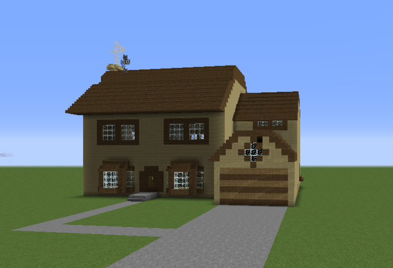 The Simpsons House - GrabCraft - Your number one source for ...
