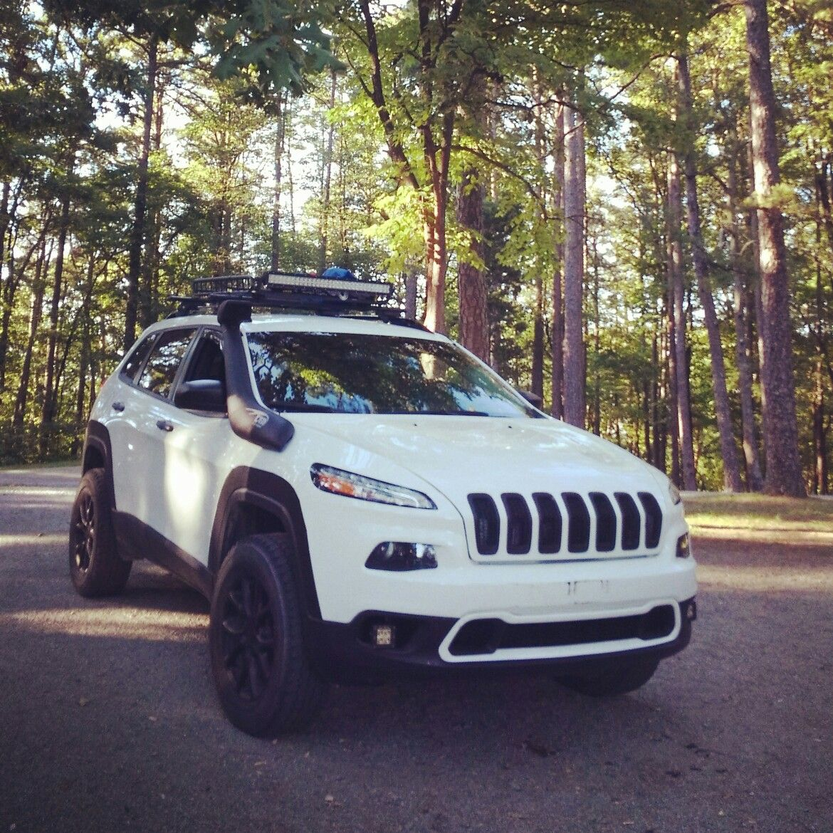 Pin By Kelsey Northcott On My Cherokee Kl Mods Jeep Cherokee
