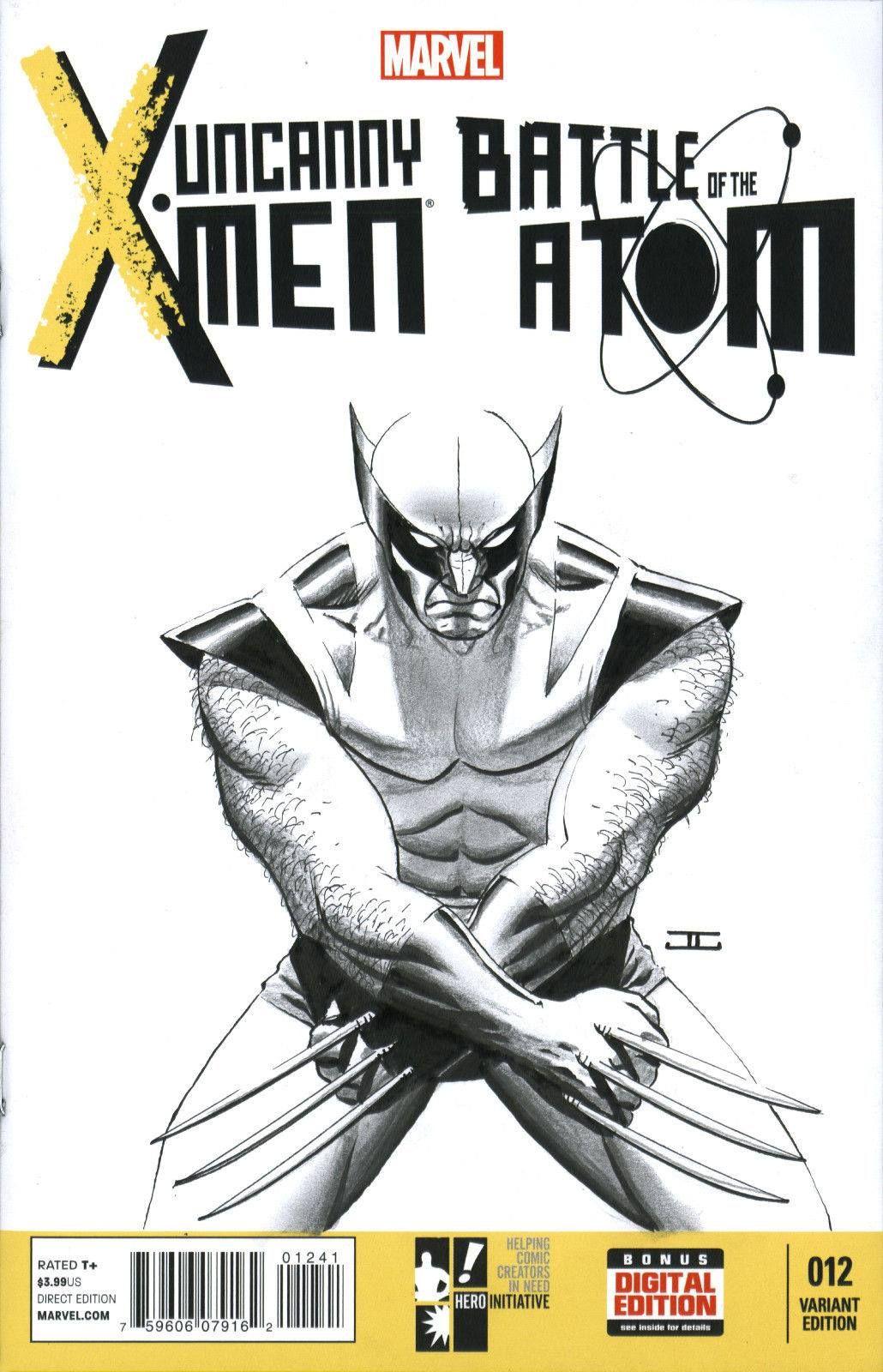 Wolverine by John Cassaday