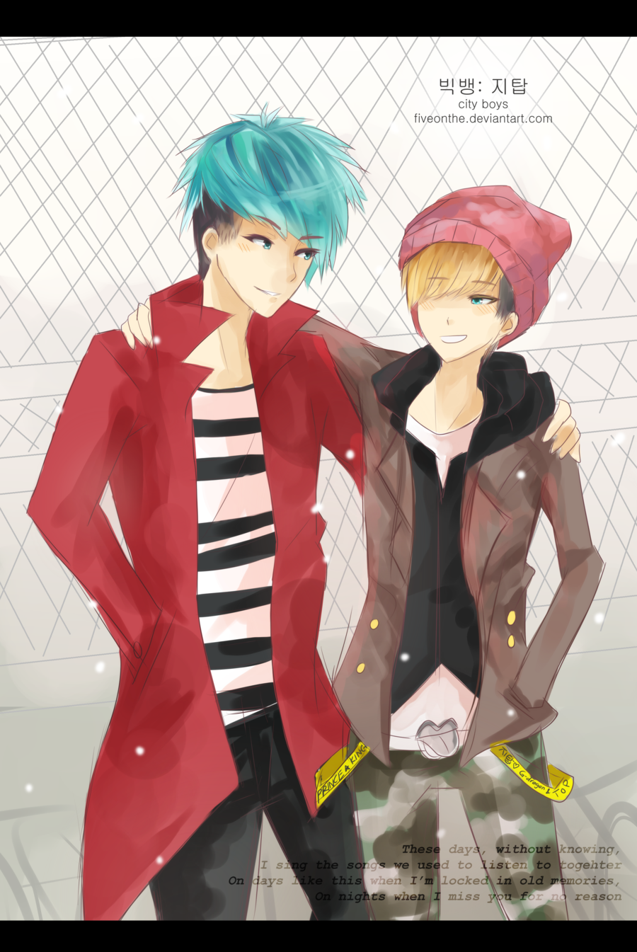 GTOP LOVE DUST By Fiveonthedeviantart On DeviantART