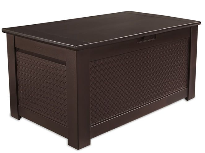 Patio Chic Storage Trunk Deck Boxes Amp Patio Storage