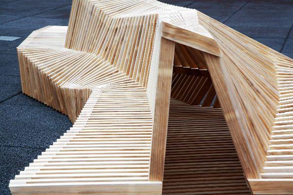 Dunes Bench Scape 15 Urban Furniture Designs You Wish Were
