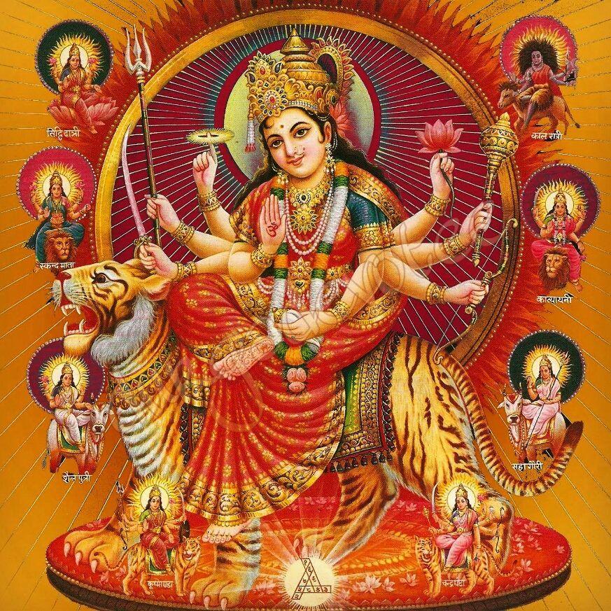 10 Durga ideas in 2021   durga, kali goddess, devi durga