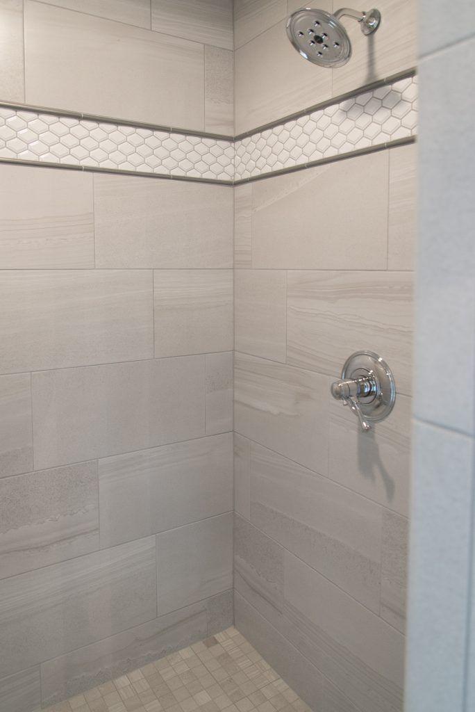 Tiled Shower Walls Legend 12x24 Blanco Floor Legend