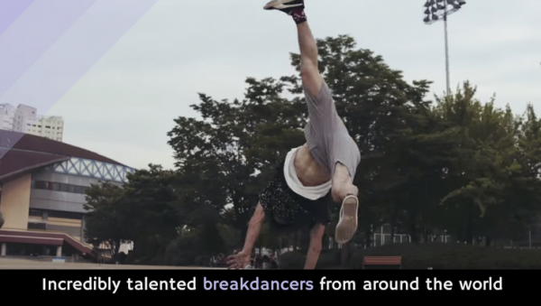Incredibly talented breakdancers from around the world [video] - http://www.designyourworld.space/incredibly-talented-breakdancers-from-around-the-world-video/