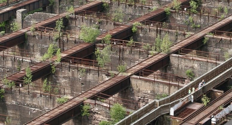 New landschaftspark duisburg nord Google Search brownfields Pinterest Google search Landscape architecture and Architecture