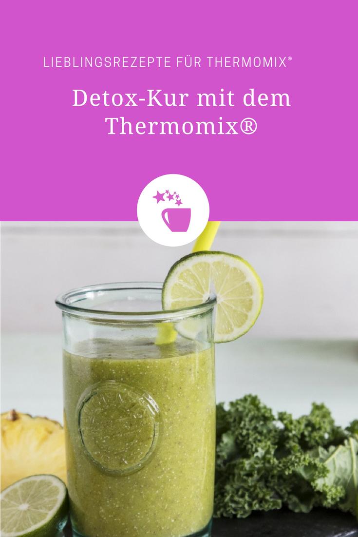 leitfaden zum entschlacken detox mit dem thermomix detox smoothies detox diet plan vegan. Black Bedroom Furniture Sets. Home Design Ideas