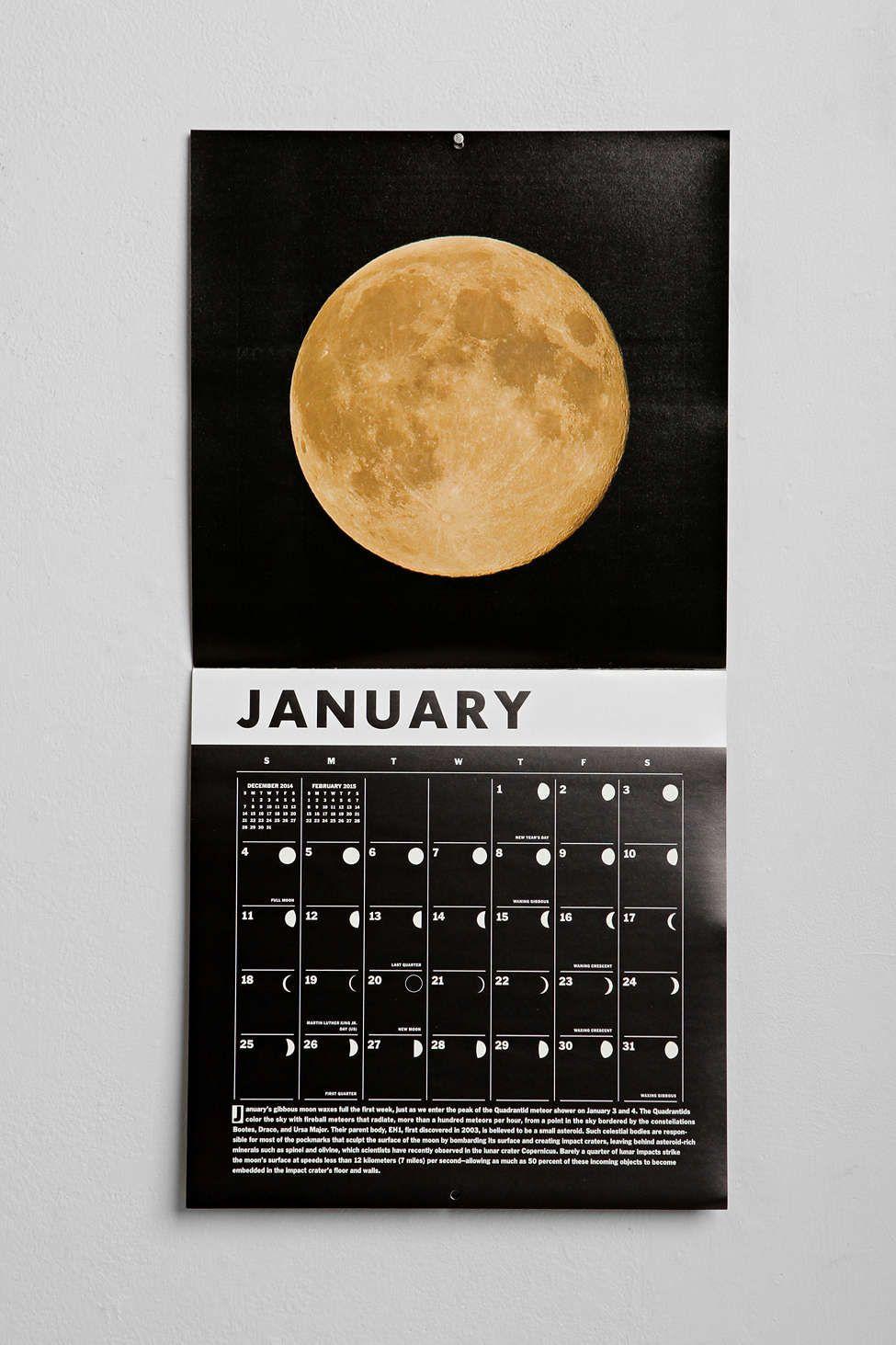 Lunar 2015 Calendar