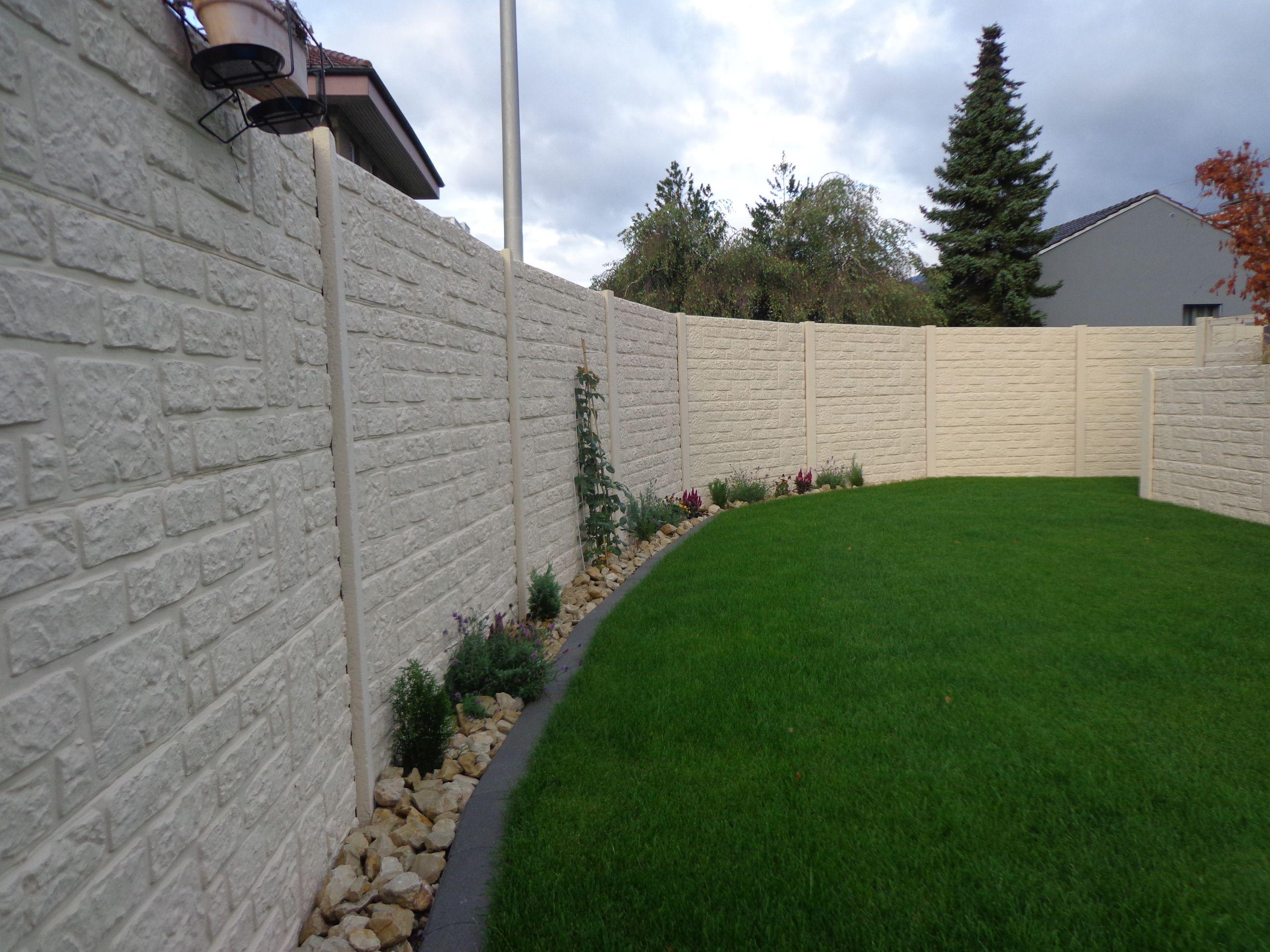 Sichtschutz Aus Beton – Wohn-design