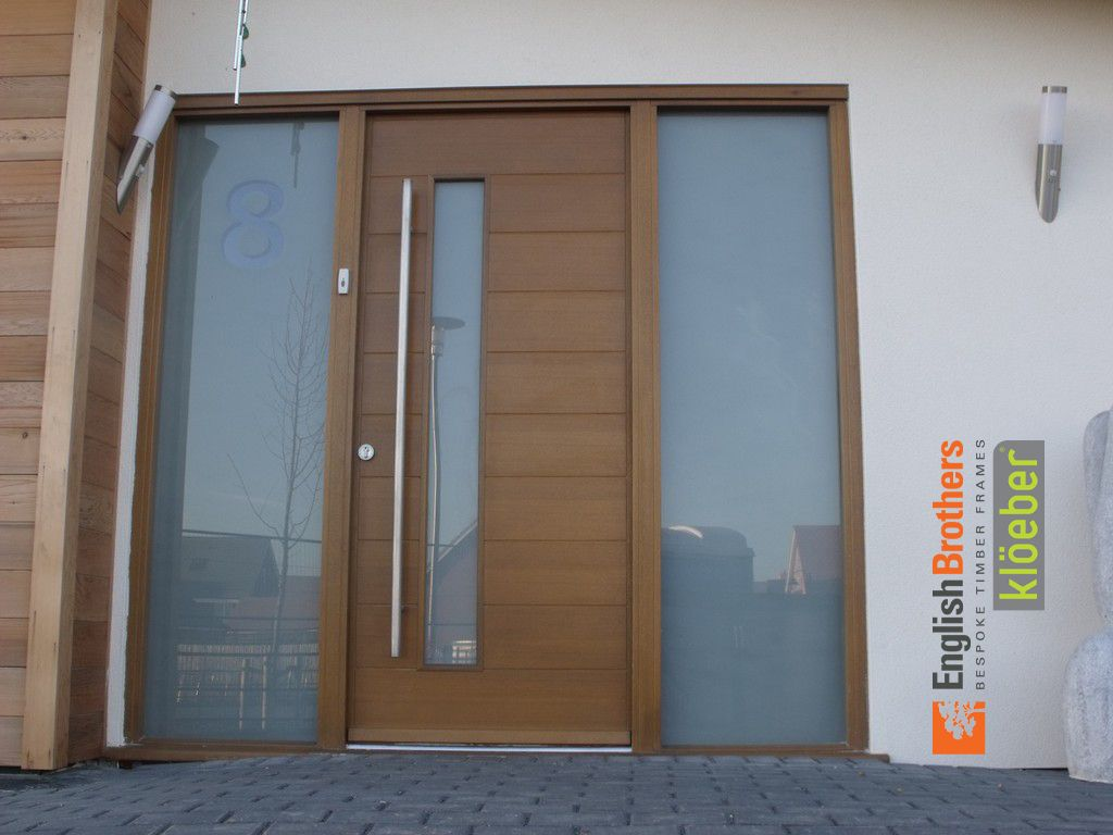 Unique Qualities of Contemporary Front Doors