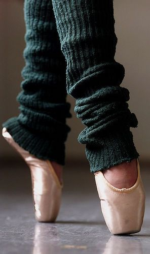Ballet, spitzen
