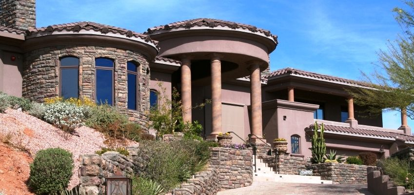 Mansion in arizona arizona luxury homes high end homes for Victorian houses for sale in arizona