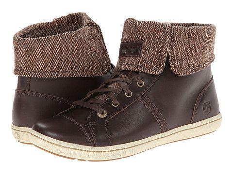 Womens Shoes Timberland Northport Roll Top Chukka Brown/Brown Herringbone